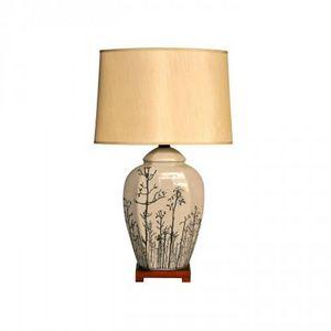 Demeure et Jardin - 02.belle lampe de style chinois - Table Lamp