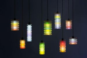 GARAY STUDIO - rings - Hanging Lamp