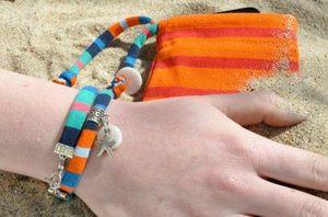 Sandrine de Courcy -  - Bracelet
