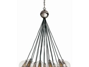 ALAN MIZRAHI LIGHTING - jk071s-48 - Chandelier