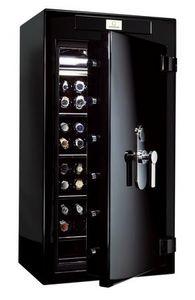STOCKINGER BESPOKE SAFES - stockinger safe chimera iv black gold cream - Safe