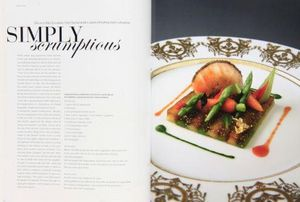 JACQUES BOULAY -  - Recipe Book