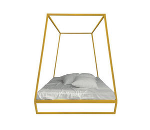 Xam -  - Double Canopy Bed