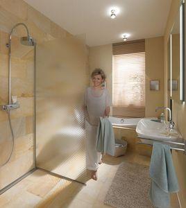 GLASSOLUTIONS France - master soft - Shower Screen Panel