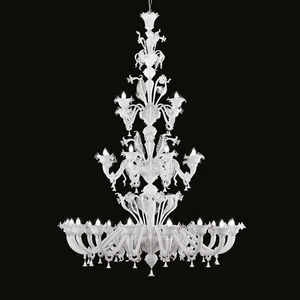 MULTIFORME - bovary - Chandelier Murano