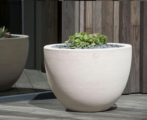 POTERIE GOICOECHEA - cuvier-- - Garden Pot