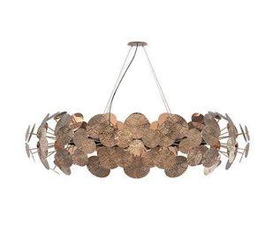 BOCA DO LOBO - newton chandelier-- - Hanging Lamp