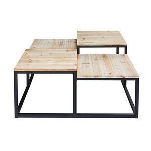 MAISONS DU MONDE - mé - Square Coffee Table