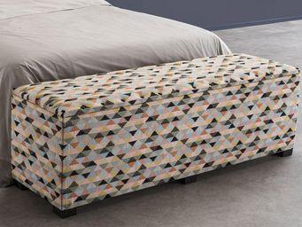 THEVENON -  - Bed Bench