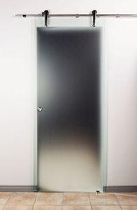 VERRE SELECT -  - Suspended Sliding Door