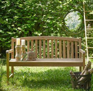 BOIS DESSUS BOIS DESSOUS -  - Garden Bench