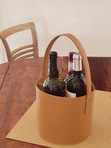 MIDIPY -  - Wine Bottle Tote