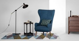 MADE -  - Wingchair With Head Rest