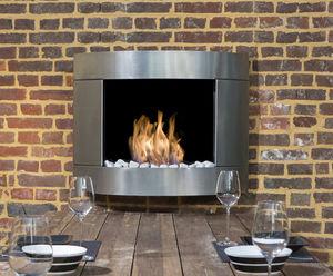 BIO BLAZE -  - Flueless Burner Fireplace