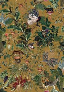 MOOOI Wallcovering - -menagering - Wallpaper