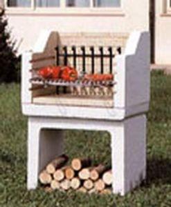 Marsi Camin -  - Stone Barbecue