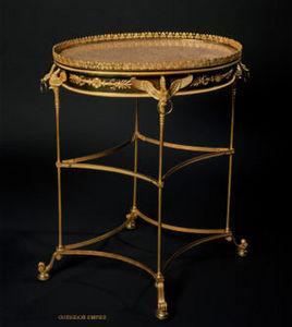 Aveline - gueridon empire - Pedestal Table