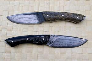 Forges de Garonne - le gimli - Hunting Knife