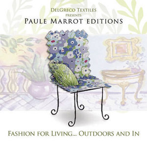 Paule Marrot Editions - camille - Fabric For Exteriors