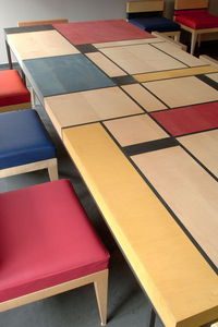 AYMERIC LEFORT - mondrian - Banquet Table