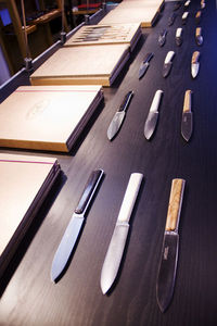 Fontenille Pataud - m&o 09 2009 - Steak Knife