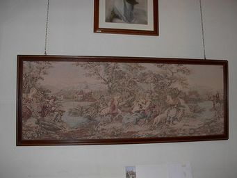 ANTIQUARIATO A. A. ZANNA -  - Gobelins Manufactory Tapestry