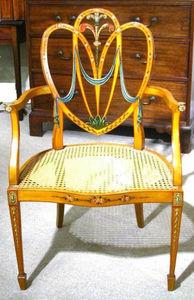 ERNEST JOHNSON ANTIQUES - armchair - Armchair