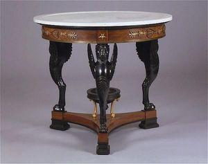 ANTOINE CHENEVIERE FINE ARTS - empire gueridon - Pedestal Table