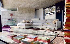 ROCHE BOBOIS - presage - Corner Sofa
