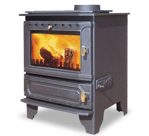 Dunsley Heat - yorkshire stove - Wood Stove