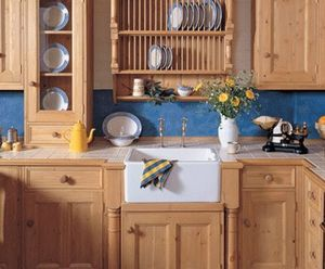 The Wooden Kitchen -  - Kitchen Furniture