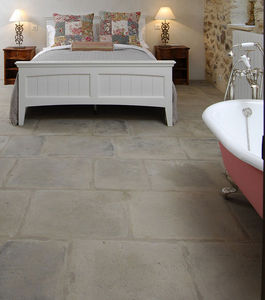 Rouviere Collection - sermipierre gris clair vieilli sepia - Concrete Paving