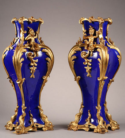 Galerie Atena - Decorative vase-Galerie Atena