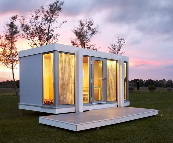 SMART PLAYHOUSE - Summer pavilion-SMART PLAYHOUSE-Illinois