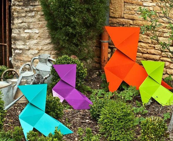 NATHALIE BE - Table lamp-NATHALIE BE-Origami Léonie