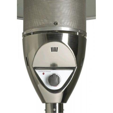 Favex - Gas patio heater-Favex-Chauffage de terrasse au gaz  SHINE  OGIVE CANON D