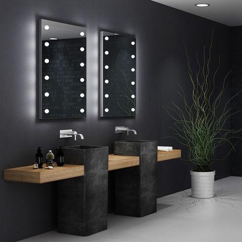 UNICA MIRRORS DESIGN - Bathroom mirror-UNICA MIRRORS DESIGN-MDE505