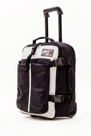 TOKYOTO LUGGAGE - Suitcase with wheels-TOKYOTO LUGGAGE-SOFT BLACK