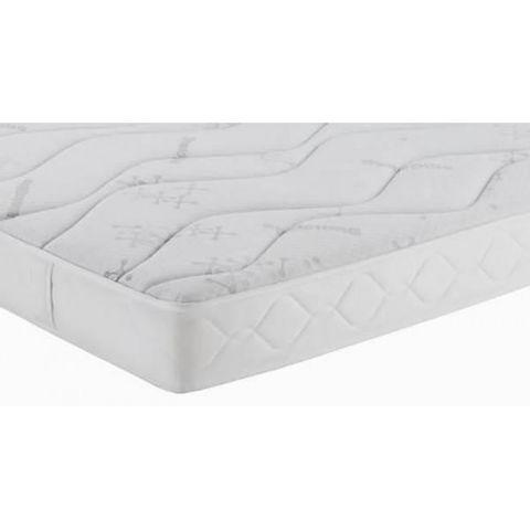 WHITE LABEL - Spring mattress-WHITE LABEL-Matelas SLEEPING 1 DUNLOPILLO épaisseur 18cm