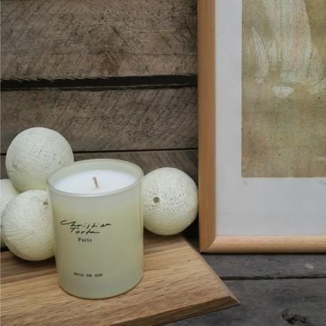Christian Tortu Bougies - Scented candle-Christian Tortu Bougies-Christian Tortu - Bois de Oud