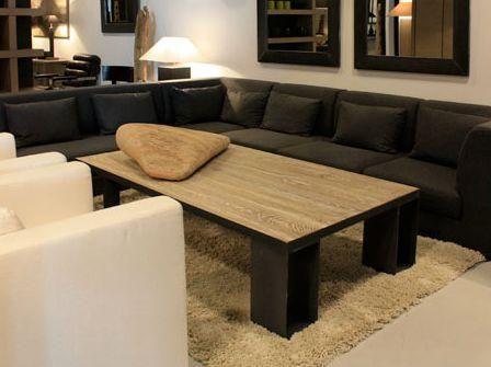 Ph Collection - Rectangular coffee table-Ph Collection-Canada