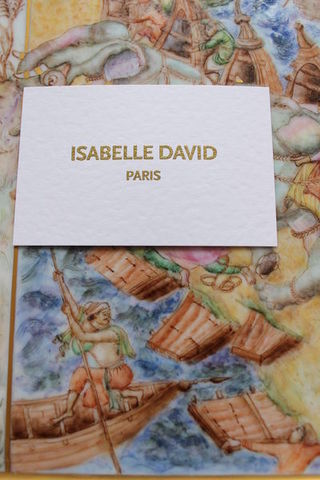 ISABELLE DAVID - Pin tray-ISABELLE DAVID