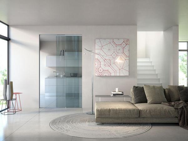 Scrigno - Internal sliding door-Scrigno-Essential Dual