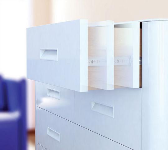Accuride - Furniture slide-Accuride-Easy close
