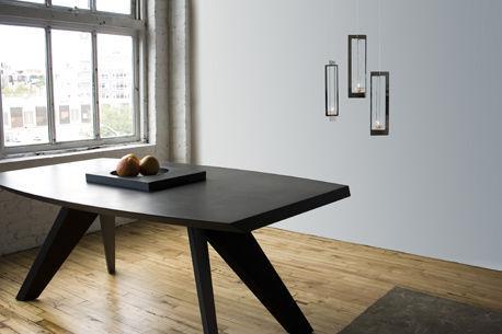 DESU Design - Rectangular dining table-DESU Design-Facet