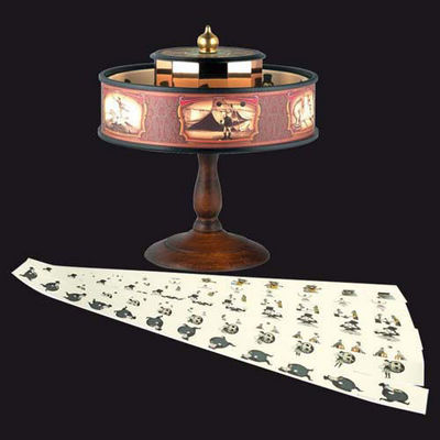 HEMISFERIUM - Old style toys-HEMISFERIUM-Praxinoscope