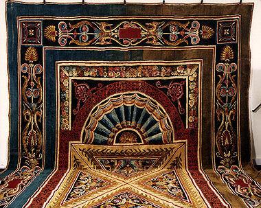 Aveline - Savonnerie carpet-Aveline
