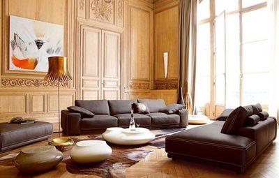 ROCHE BOBOIS - Living room-ROCHE BOBOIS-Piazza