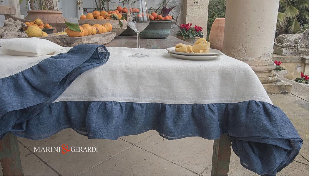 Marini & Gerardi Rechteckige Tischdecke Tischdecken Tischwäsche  |