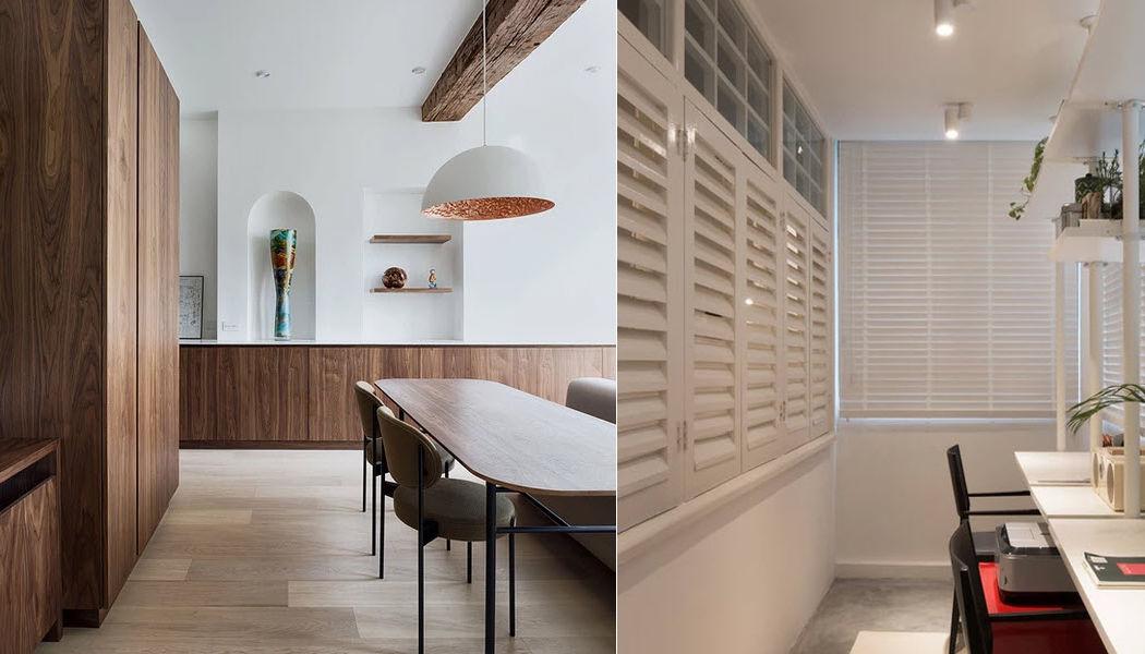 ROMAIN CHAUVEAU Innenarchitektenprojekt Innenarchitektenprojekte Häuser   